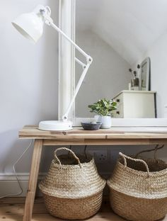 〚 Cozy summer house created by IKEA 〛 ◾ Photos ◾Ideas◾ Design Dark Interiors, Beautiful Interiors, Farmhouse Furniture, Furniture Decor, Boho Deco, Victorian Townhouse, Farmhouse Remodel, Under The Table, Modern Home Design