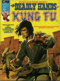 kung fu western -  Deadly Hands
