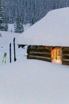 Idylle im Winter