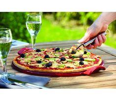Emile Henry BBQ - Kamień do pieczenia pizzy średnica 30 cm pizza