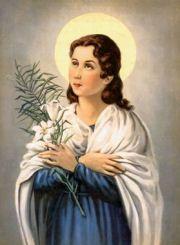 Optional Memorial of St. Maria Goretti, virgin and martyr - July 06, 2012 - Liturgical Calendar - Catholic Culture