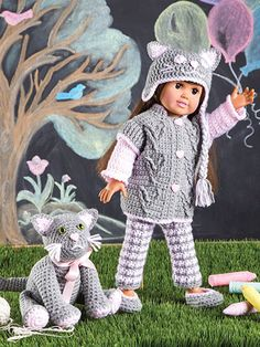 Maggie's Crochet · Dolls, Doll Clothes & Accessories DVD
