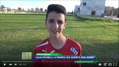 """El Real Madrid habría perdido el fichaje de Lucas Patanelli, la joven estrella del Independiente de Argentina catalogada como el """"nuevo Messi""""."""
