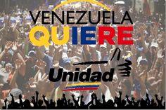 ¡Venezuela Quiere! Unidad presentó su campaña electoral para lograr el cambio el 6D - http://lea-noticias.com/2015/09/15/venezuela-quiere-unidad-presento-su-campana-electoral-para-lograr-el-cambio-el-6d/