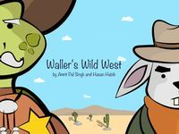 Waller's Wild West - From Storypanda. Read, Create, Share. (iPad only)  In Waller's Wild West, the classic Tortoise and the Hare story is reimagined with a turtle sherif chasing down a bandit rabbit. Help Sherif Waller find the carrot munching bandit by making the right choices along the way.  This is an adaptation of the classic tale - The Tortoise and the Hare.