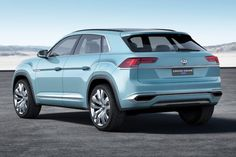 The next Volkswagen Tiguan will be offered as a coupe, and also as a high-performance Coupe R.