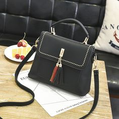 5806b943a8 Aliexpress.com   Buy MONNET CAUTHY Bags Concise Leisure Chic Fashion Ladies Handbags  Solid Color Green Grey Pink Lavender Wine Red Crossbody Totes from ...