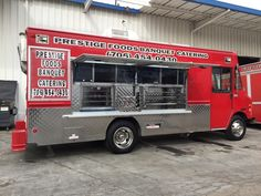 2005 WORK HORSE ROUTE STAR. FOOD TRUCK, CHEVROLET 6.0L GAS ENGINE, WAS USED AS BACKUP AND NOT VERY OFTEN, MOST OF EQUIPMENT HAS VERY LITTLE USE, PROPANE ONAN GENERATOR, REFRIGERATION, FRYER, AIR CONDITIONING ON ROOF BLOWS COLD, 4 NEW BATTERIES HAVE BEEN INSTALLED, VIN:5B4KP42UX53402857, GVW:20,000. UNKNOWN MILEAGE AT THIS TIME WE ARE WORKING ON GETTING IT. MORE INFO TO COME, DELAYED TITLE, LICENSED IN GEORGIA, TITLE WILL TAKE A FEW WEEKS TO RECEIVE.