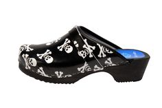 Clogs | ... Scrubs.com › Footwear_Clogs › Skulls Womens Clog. Cape Clogs