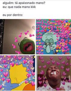 Simpson Wallpaper Iphone, Iphone Wallpaper, Bts Memes, Funny Memes, Stupid Love, Heart Meme, Riverdale Memes, Love Memes, Haha Funny