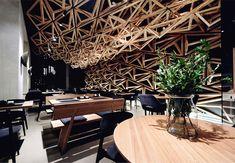 KIDO Sushi Bar by DA architects