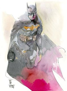 Batman - Alex Maleev