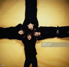 October 1965. The Beatles photographed at Robert Whittaker studio in Hamstead.