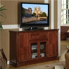 """Monte Carlo 60"""" TV Console by Legends Furniture - Royal Furniture - TV or Computer Unit Memphis, Jackson, Southaven, Cordova, Lamar, Summer, Germantown, Arkansas, Tennessee, Mississippi"""