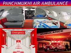 Panchmukhi Air Ambulance is the quickest provider for an Emergency Air Ambulance Service from Delhi to Patna, Mumbai, Kolkata, Chennai, Bangalore, and all other major cities in India and abroad with advanced life saving medical services and patient's proper comfort with care.