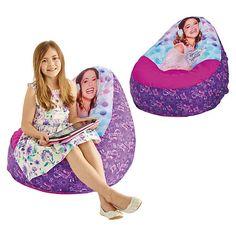 Der Sessel ist das perfekte Accessoire für das Zimmer eines jeden Violetta Fans.<br /> <br /> Der Sessel ist ein dekoratives Element im Kinderzimmer und bietet einen bequemen Sitzplatz beim Lesen, Lernen oder Fernsehschauen. Der Sessel kann im Handumdrehen aufgeblasen werden, wenn überraschend Freundinnen zu Besuch kommen. Wird der Platz im Zimmer benötigt, lässt sich der Sessel platzsparend verstauen. <br /> <br /> Details:<br /> <br ...