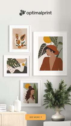 Cracked Paint, Woman Illustration, Green Watercolor, Inspirational Wall Art, Abstract Shapes, Summer Art, Beautiful Artwork, Decoration, Printable Wall Art