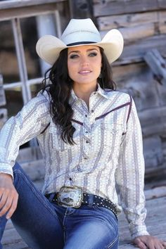 Hot Country Girls, Country Girl Style, Country Women, Country Fashion, Country Outfits, Country Dresses, Cowgirl Look, Sexy Cowgirl, Western Girl