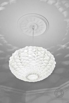 This self-assembled product is crafted from pieces of white lamp shade foil. Each piece beautiful bends into a ribbon-like form surrounding this decorative pendant. Straightforward to assemble this Scandinavian fitting does not require tools or glue. When switched on this pendant casts a sculptural light effect on nearby surfaces. #scandinavian #lighting #scandinaviqndesign #lightingdesign #scandi #pendant #pendantlighting #interiorpendant #scandinavianinterior #danishdesign #danishinterior Shop Lighting, Lighting Design, Pendant Lighting, Scandinavian Lighting, Scandinavian Interior, Danish Interior, White Lamp Shade, Wall Lights, Ceiling Lights