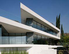 Randolph Duke's Hollywood  Home