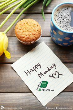 Good Vibes Monday! #money #monday #motivation #quote #financialrescuellc #work #inspiring #debt