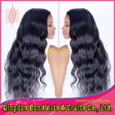 57.68$  Buy now - http://ali02e.worldwells.pw/go.php?t=32686368026 - Hot Free Part Virgin Glueless Full Lace Wigs Brazilian Human Hair Front Lace Wigs for Black Women with Baby Hair