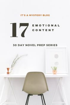 #Amwriting October 17: Emotional Content What Is Theme, Ian Rankin, National Novel Writing Month, Question Everything, Themes Themes, Mystery Novels, Feelings And Emotions, Fiction Writing, Are You The One