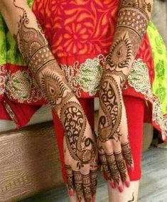 Rajasthani Mehndi Designs photos are present on this article. Rajasthani mehndi is also called as mirror reflecting art. Mehndi Pictures, Mehndi Design Photos, Mehndi Images, Rajasthani Mehndi Designs, Wedding Mehndi, Latest Mehndi Designs, Mehendi, Henna, Girls