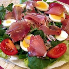 Mind Diet, Cold Dishes, Low Carb Diet Plan, Cooking Recipes, Healthy Recipes, Light Recipes, Caprese Salad, Dinner Recipes, Food And Drink