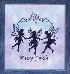 Fairies Cross Stitch Freebies | HeartStitch Designs: Freebies