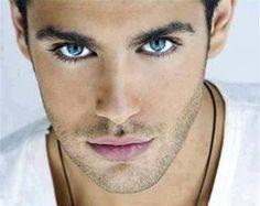 Inspiration for Daniel's eyes.