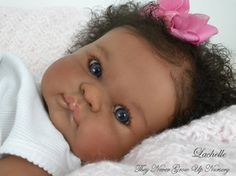 They Never Grow Up Nursery~Reborn Gallery - Reborn Doll Artist Debbie Henshaw Life Like Baby Dolls, Real Baby Dolls, Black Baby Dolls, Realistic Baby Dolls, Cute Baby Dolls, Reborn Baby Girl, Reborn Babypuppen, Reborn Toddler Dolls, Newborn Baby Dolls