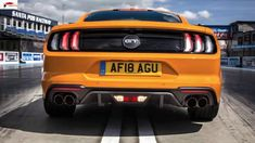 Ford Mustang V8 2018 review Ford Mustang V8, Car Magazine, Super Cars, Youtube, Travel, Viajes, Destinations, Traveling, Trips