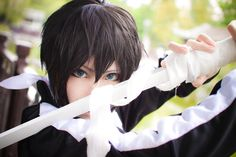 Yato from Noragami cosplay || anime cosplay