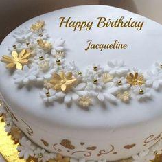 Golden Birthday Celebration Fruit Cake With Your Name - Birthday Cake Blue Ideen Birthday Cake Write Name, Online Birthday Cake, Birthday Cake Writing, 8th Birthday Cake, Birthday Wishes Cake, Birthday Cake With Flowers, Cake Name, Birthday Celebration, Birthday Cards
