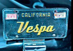 #ridecolorfully #katespadeny #vespa  #california