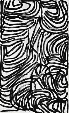 Emily Kame Kngwarreye Ceremony, 1995, synthetic polymer paint on canvas, 152.5 x 90.5 cm