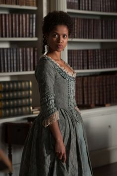 "Dido in the film ""Belle."" [Courtesy Photo]"