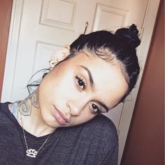 The selfie king goes Christmas shopping by kehlani
