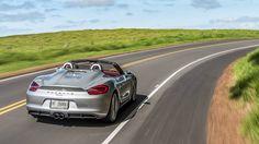 2016 Porsche Boxster Spyder first drive Boxster Spyder, Porsche Boxster, First Drive, Cars, Lineup, German, Deutsch, German Language, Autos