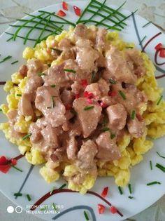 Risotto, Grains, Pork, Rice, Ethnic Recipes, Kale Stir Fry, Seeds, Pork Chops, Laughter