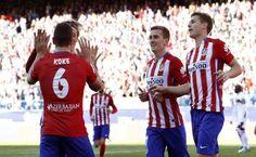 El Atlético de Madrid mete presión al Barcelona