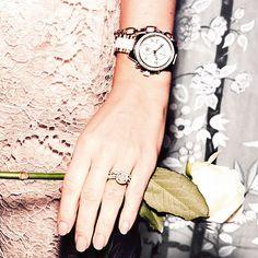 watch, chronograph