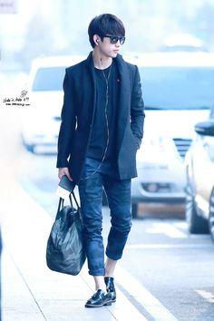OH MY DAYM GOT7 - JR the fashionista! #streetstyle