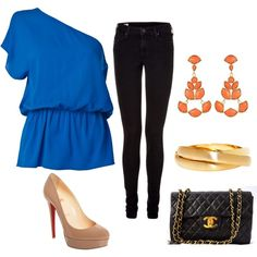 cute outfit for going out