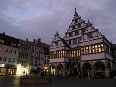 Rathaus, Paderborn Germany