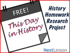 Use this year long free project to give students responsibility for teaching the rest of the class and managing their own research and assignments for homework. Adaptable for use with any grade level.