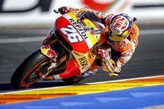 """MotoGP - Dani Pedrosa: """"Tive dificuldades com os pneus ao longo do ano"""""""