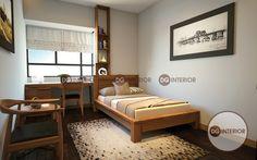 Cách bố trí và thiết kế nội thất phòng ngủ nhỏ 16m2 ấn tượng