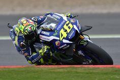 """MotoGP - Valentino Rossi: """"Temos muito trabalho a fazer"""""""